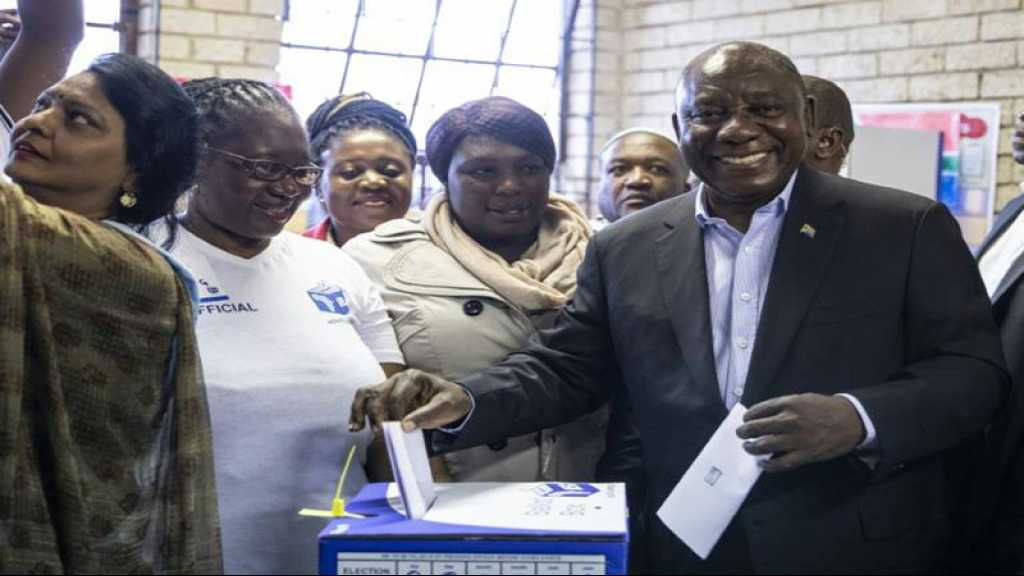 Les Sud-Africains votent en masse dans un scrutin promis à l'ANC