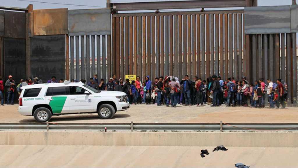USA: plus de 100 000 migrants interpellés à la frontière mexicaine en avril
