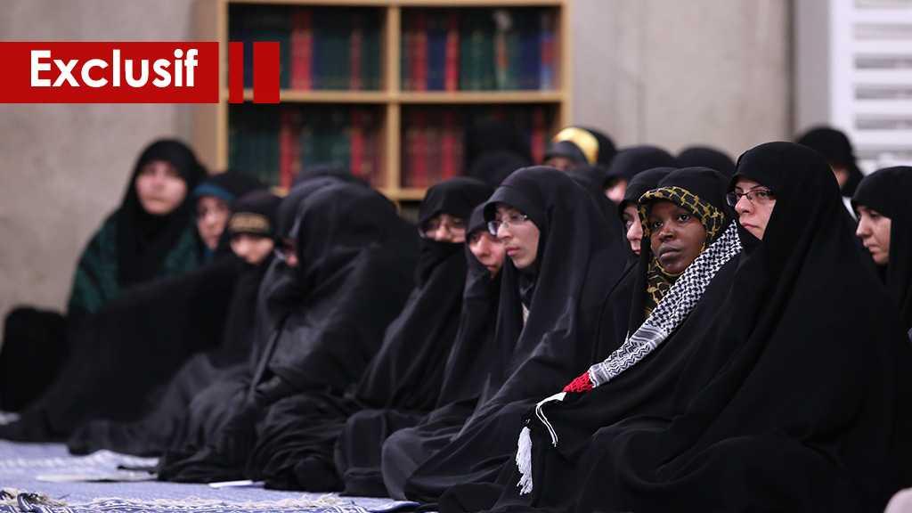 Zainab Hassan Nasrallah s'exprime sur le rôle social et politique de la femme (2ème partie)