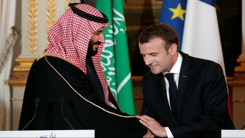 Macron assume la vente d'armes à Riyad malgré la guerre au Yémen