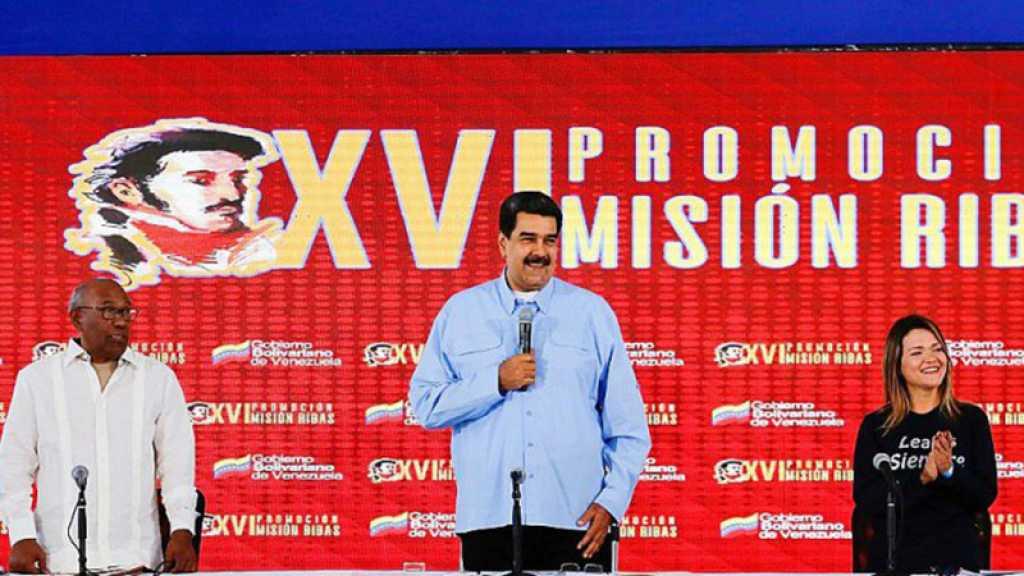 Maduro accuse son ex-chef du renseignement d'avoir «coordonné» le soulèvement raté