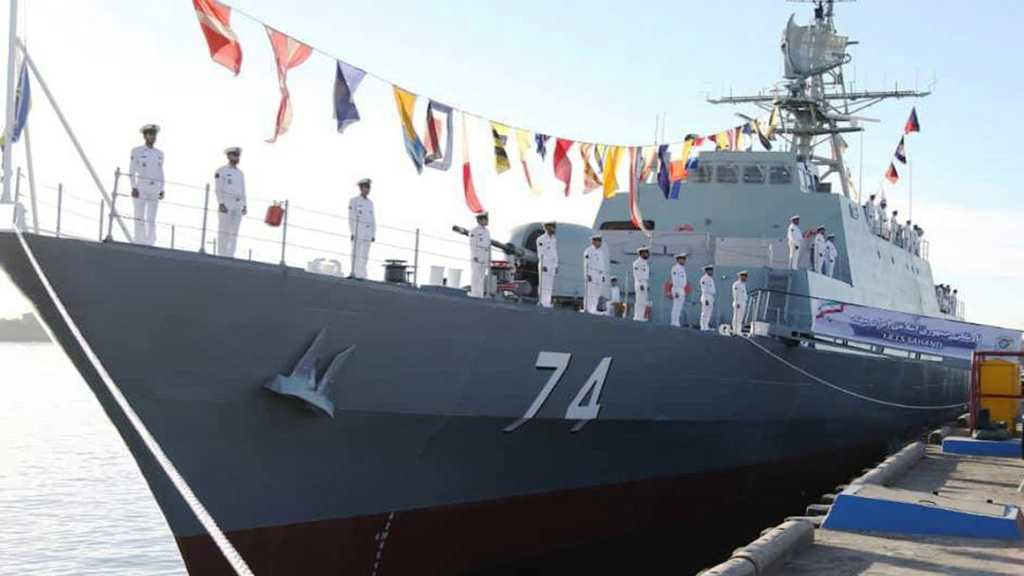 Un porte-avions US dans le Golfe « augmente le risque d'une guerre », selon la Marine iranienne