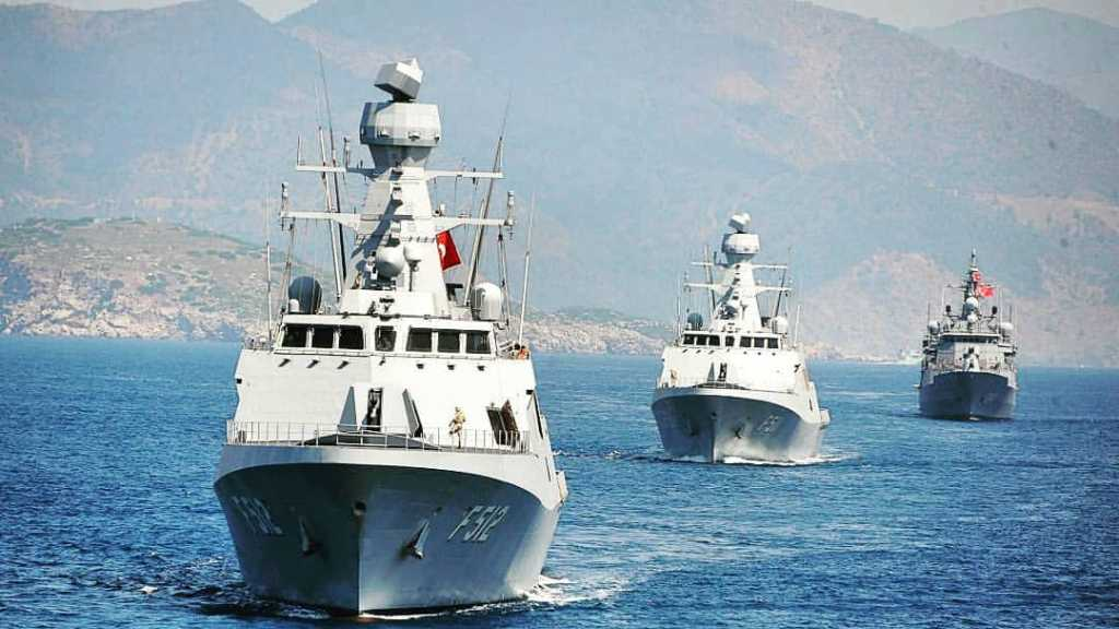 Turquie: la marine lance son «plus grand exercice» militaire