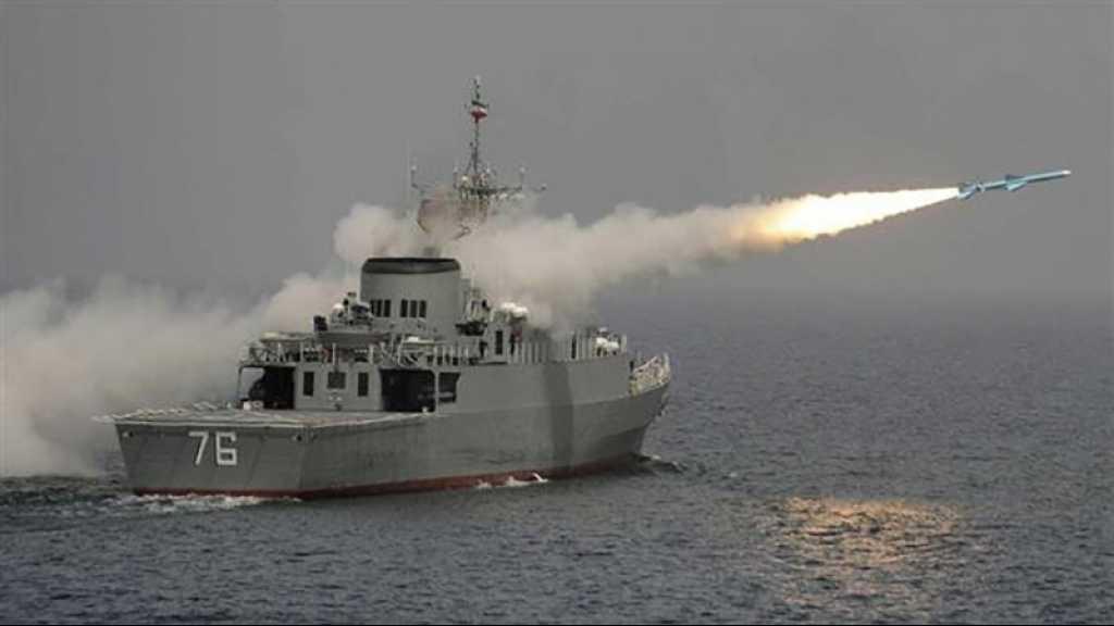 Marine iranienne: «L'Iran est prêt à faire face aux USA qui devront tôt ou tard quitter la région»