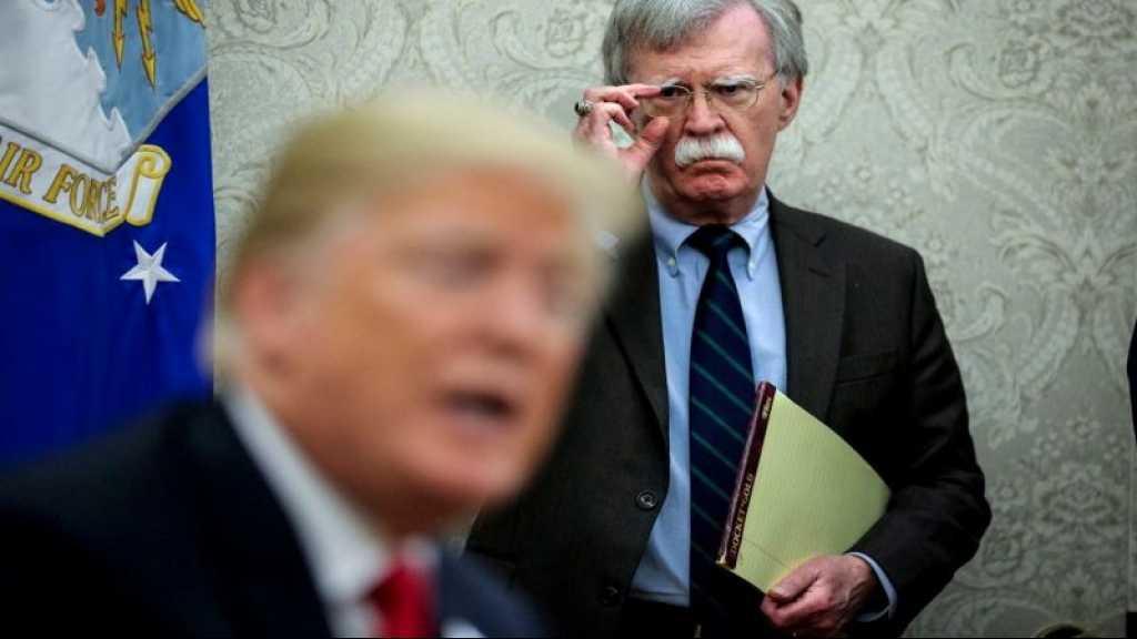 Réunion sur l'Iran entre conseillers de Trump et responsables du Pentagone