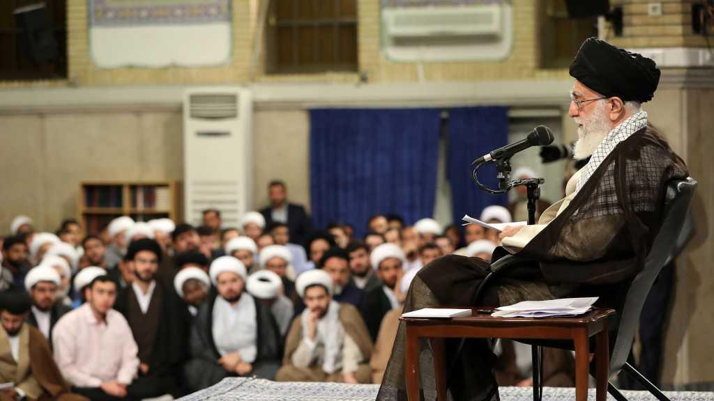 Sayed Khamenei: Pas de guerre avec les Etats-Unis, mais une confrontation des volontés