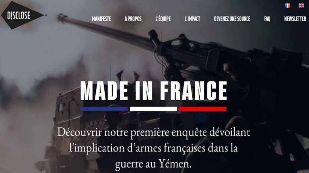 Armes françaises au Yémen : 2 journalistes dénoncent une «tentative d'intimidation»