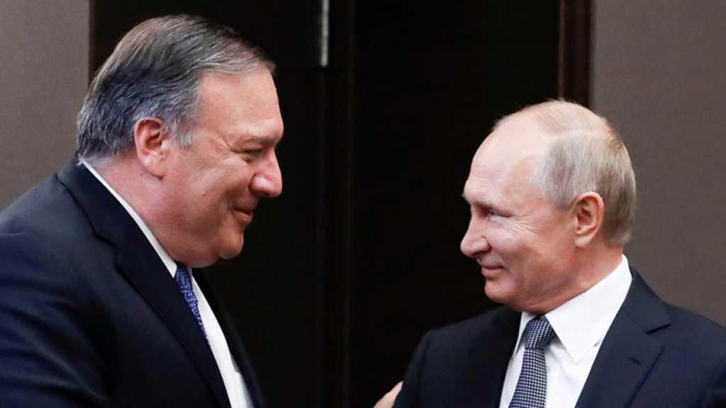 Vladimir Poutine dit vouloir « rétablir des relations complètes » avec les Etats-Unis