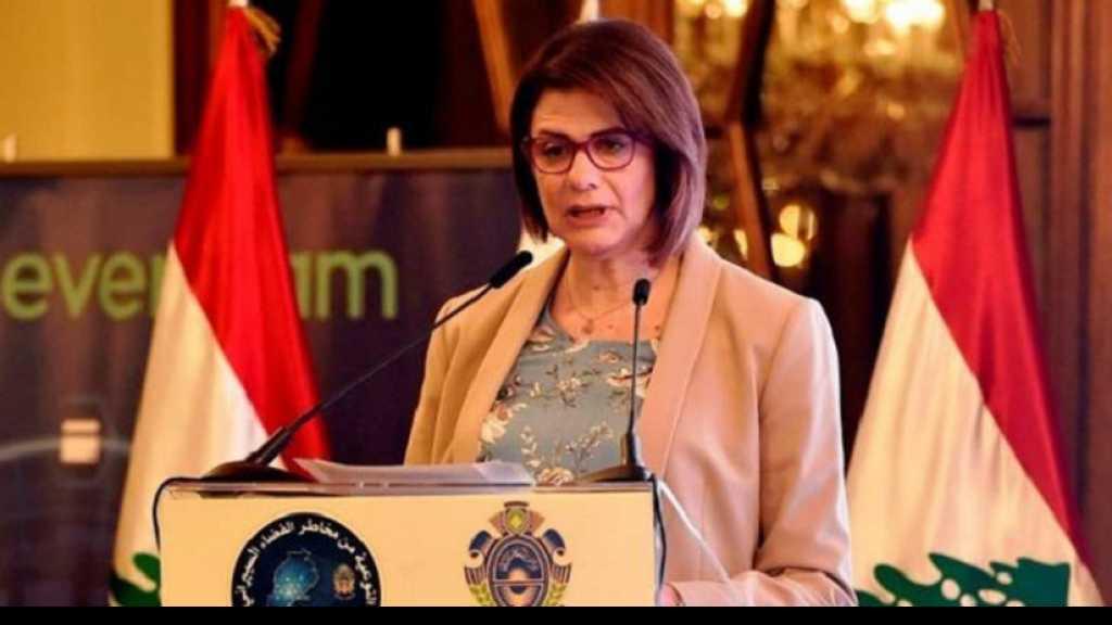 Ministre libanaise de l'Intérieur: «Pas question de désarmer le Hezbollah»