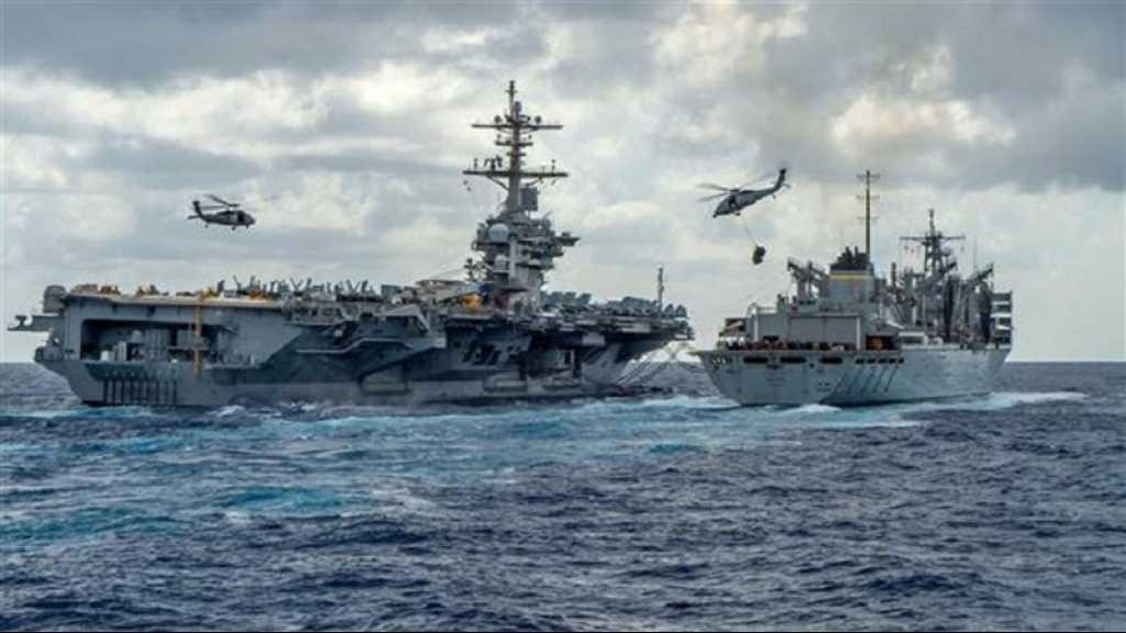 L'USS Abraham Lincoln s'arrête dans la mer d'Oman, l'Espagne retire sa frégate