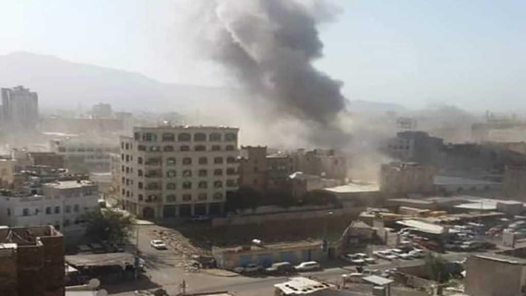 Nouveau crime saoudien au Yémen: au moins 6 martyrs dans des raids de la coalition sur Sanaa