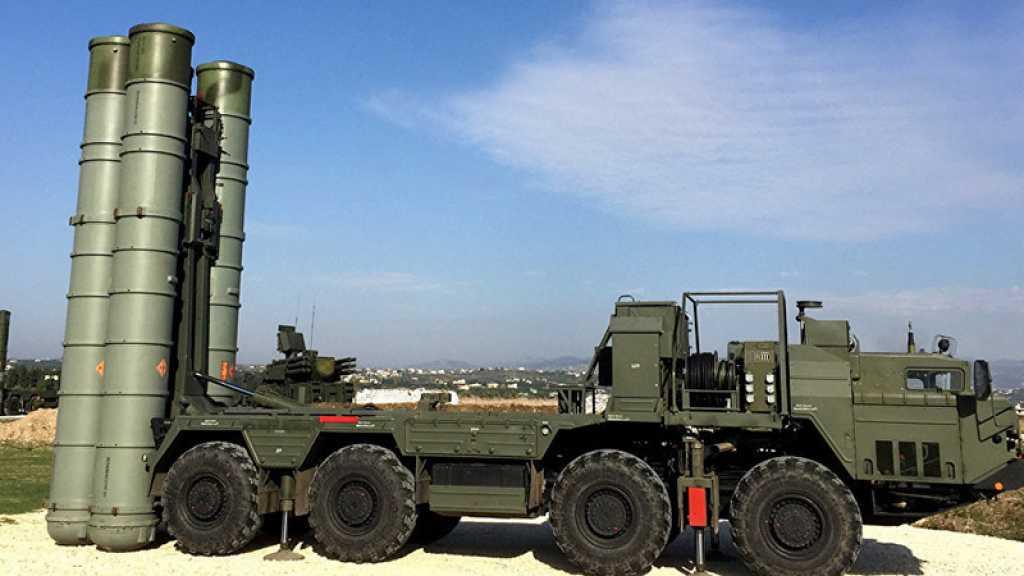 L'Irak a l'intention d'acheter le système de défense antimissile russe S-400