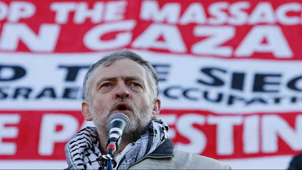 Le Hamas remercie Jeremy Corbyn pour son soutien à la journée de la Nakba