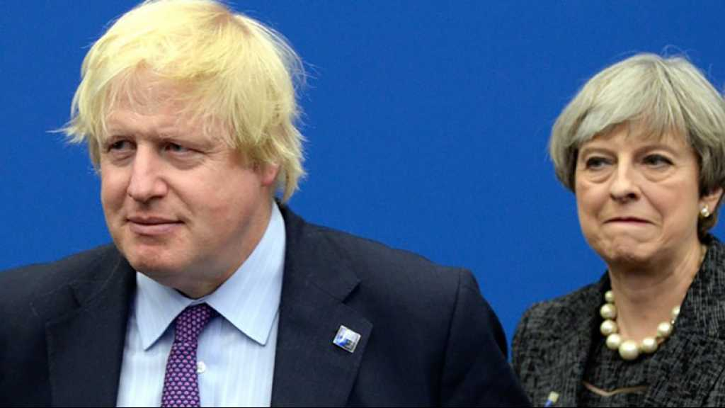 GB: Boris Johnson favori des conservateurs pour remplacer Theresa May