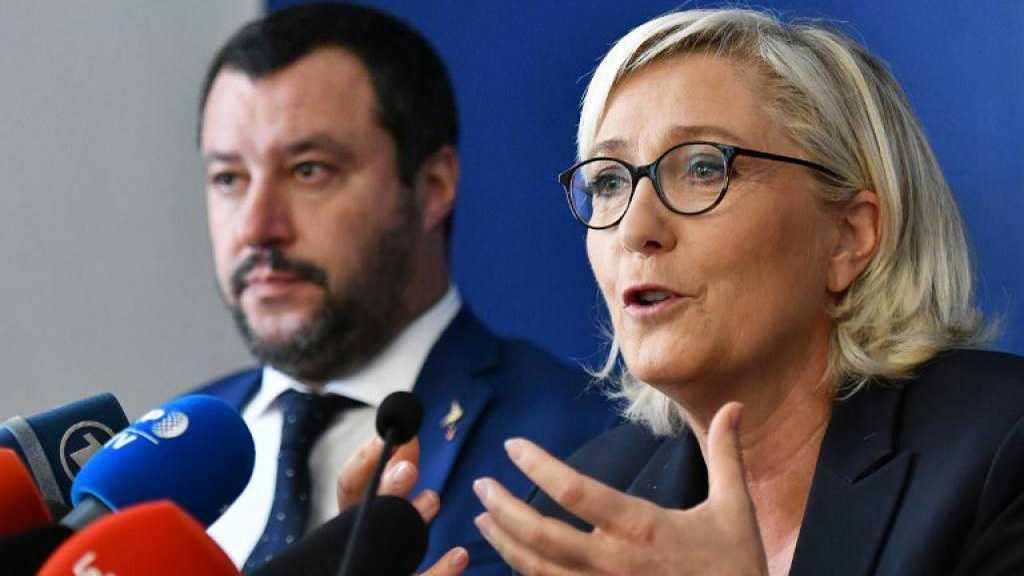 Européennes : à l'initiative de Salvini, un rendez-vous des nationalistes à Milan