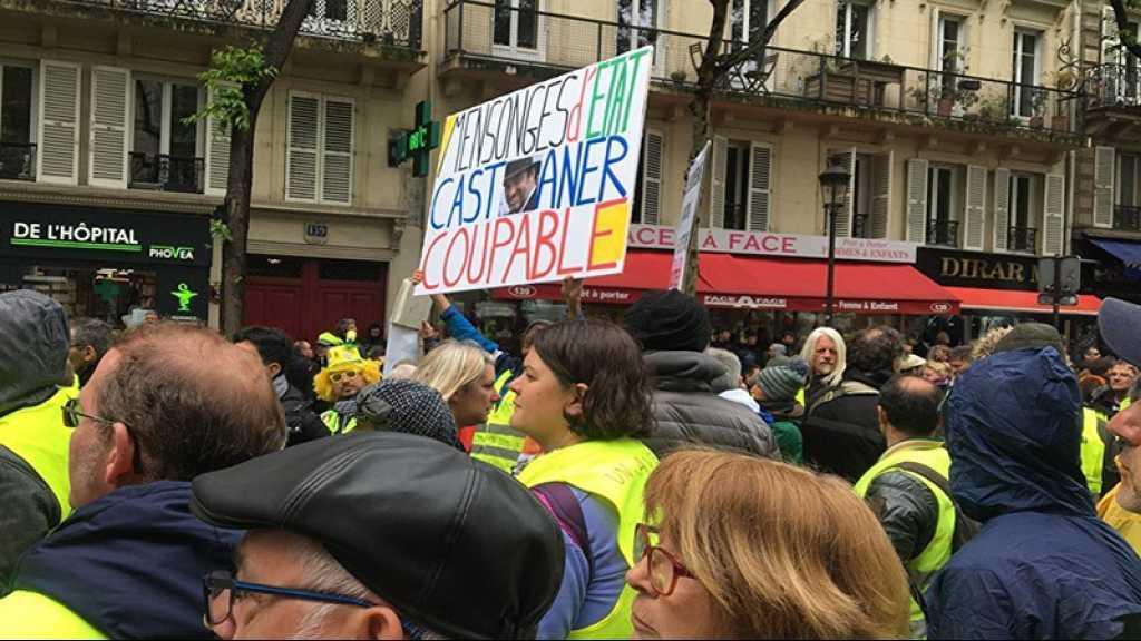 Les «Gilets jaunes» dans la rue, six mois après le début du mouvement