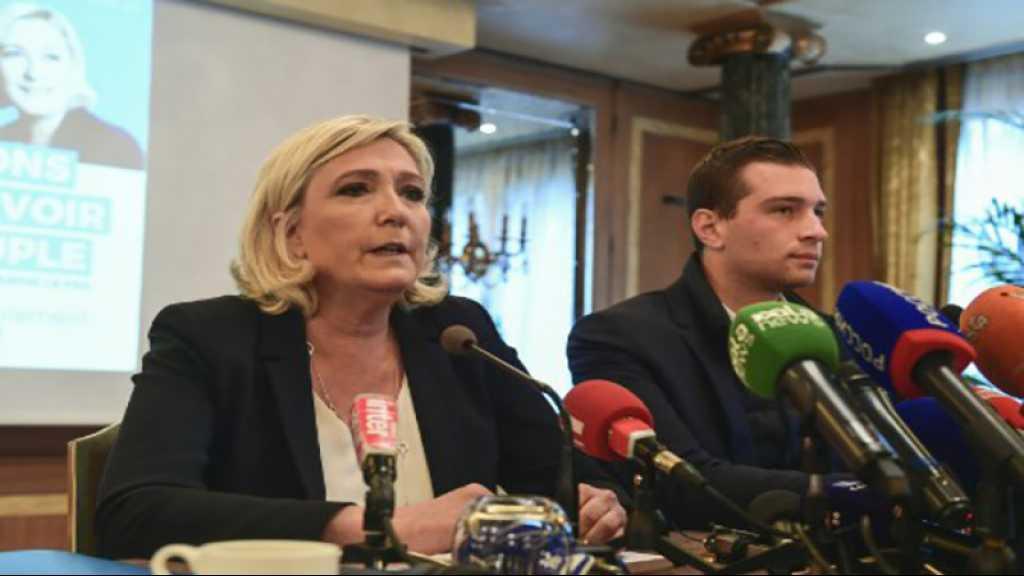 Européennes: Le Pen fustige Macron et défend son bilan «fantastique»