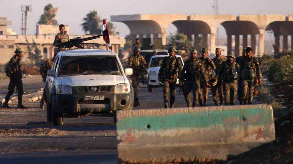 L'armée syrienne décrète un cessez-le-feu «unilatéral» dans la province d'Idleb