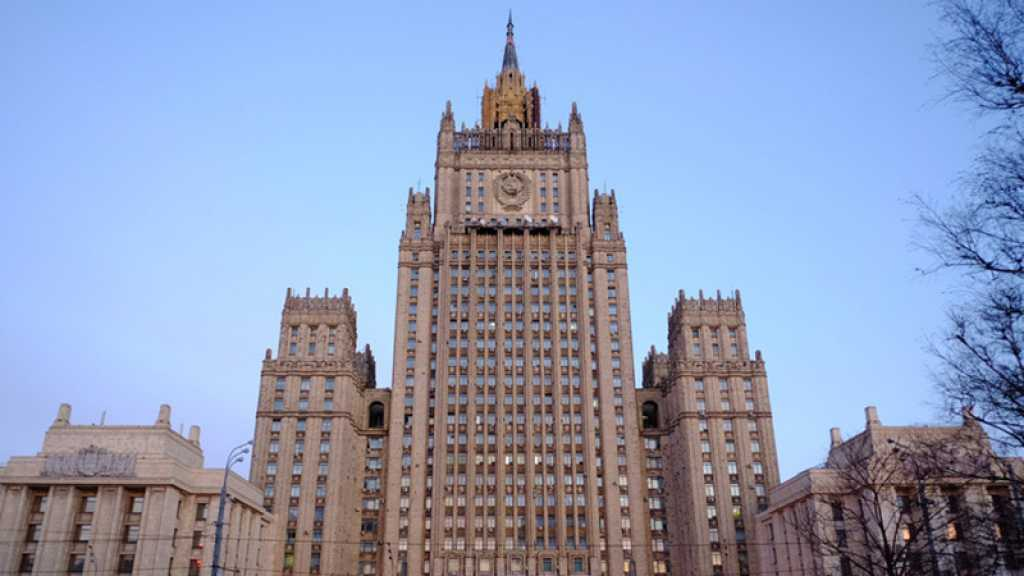 Moscou qualifie d'illégitimes les sanctions US sur fond de coopération avec Damas et Téhéran