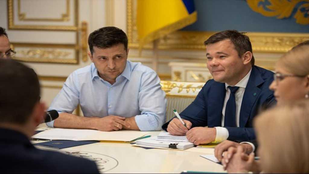 Ukraine: les premières nominations de Zelensky critiquées