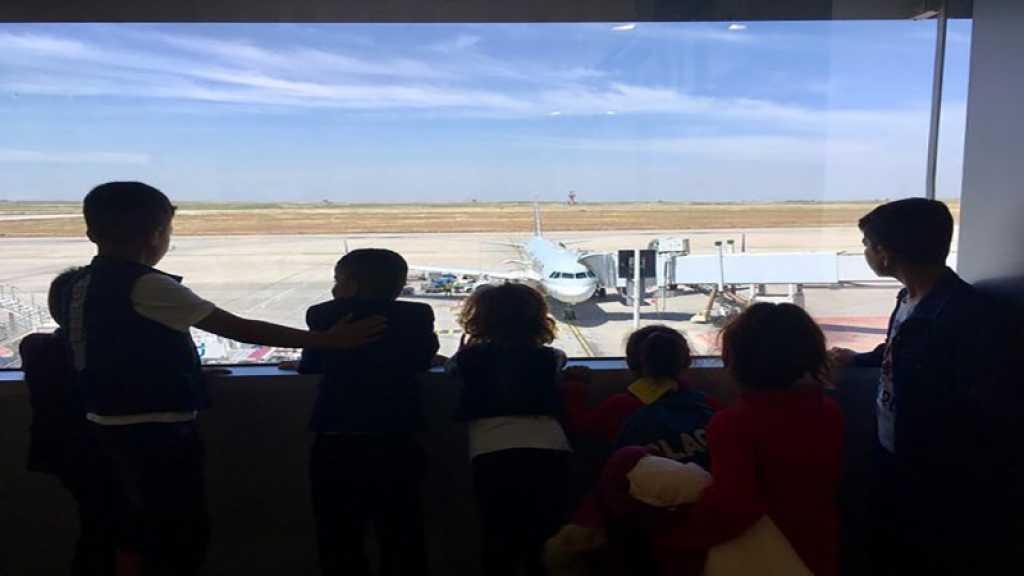 La France accueille 28 femmes yézidies et leurs enfants