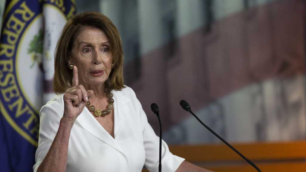 Une procédure de destitution de Trump serait prématurée, selon Nancy Pelosi