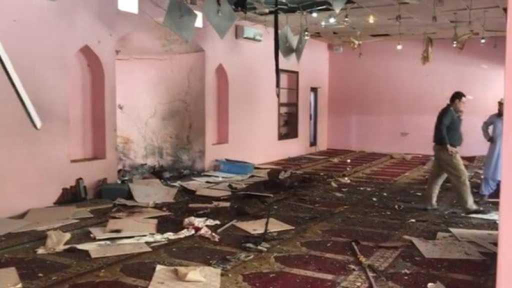 Pakistan: Explosion meurtrière dans une mosquée, au moins deux morts