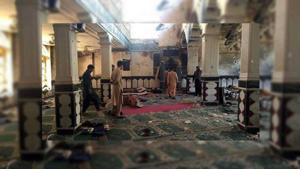 Explosion dans une mosquée de Kaboul : un imam tué, 16 blessés