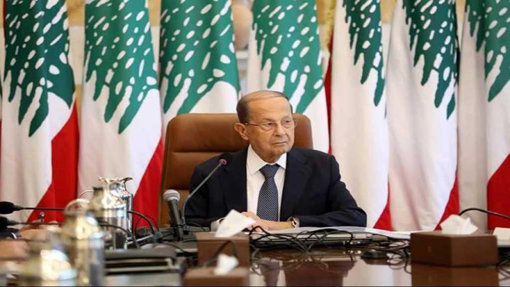 25 mai: le président Aoun valorise la détermination du peuple libanais à surmonter l'occupation
