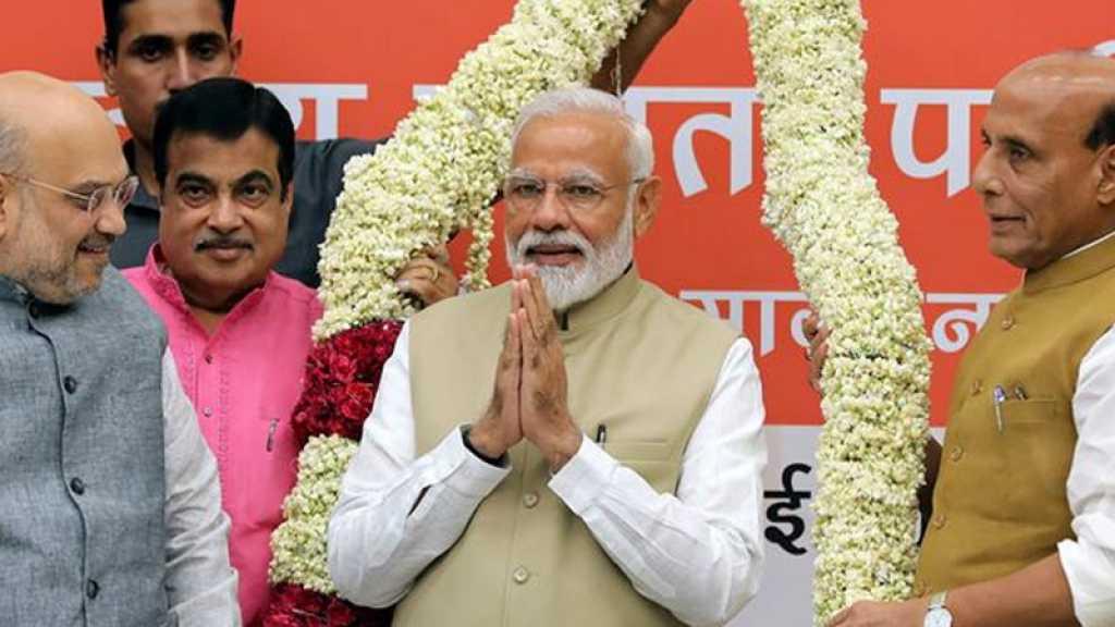 Législatives en Inde: large majorité pour le parti de Modi