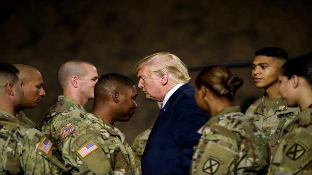 Tensions avec l'Iran: Trump déploie 1.500 soldats de plus au Moyen-Orient