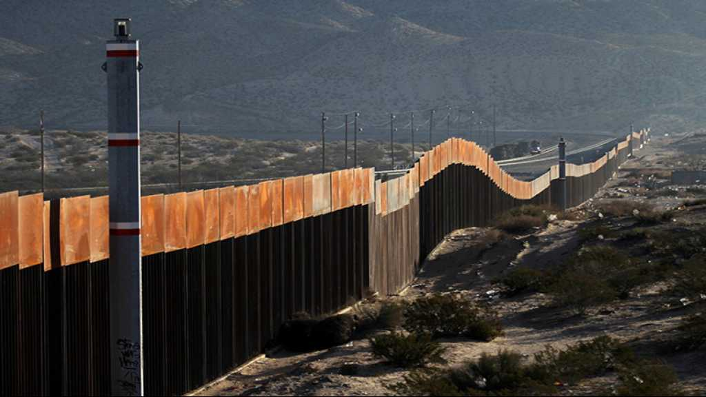 USA: un juge bloque le projet de Trump sur le mur frontalier