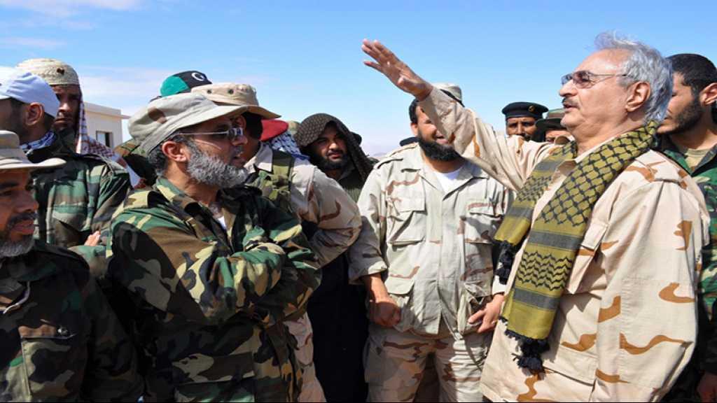 Libye: «La solution politique reste l'objectif», assure le maréchal Haftar