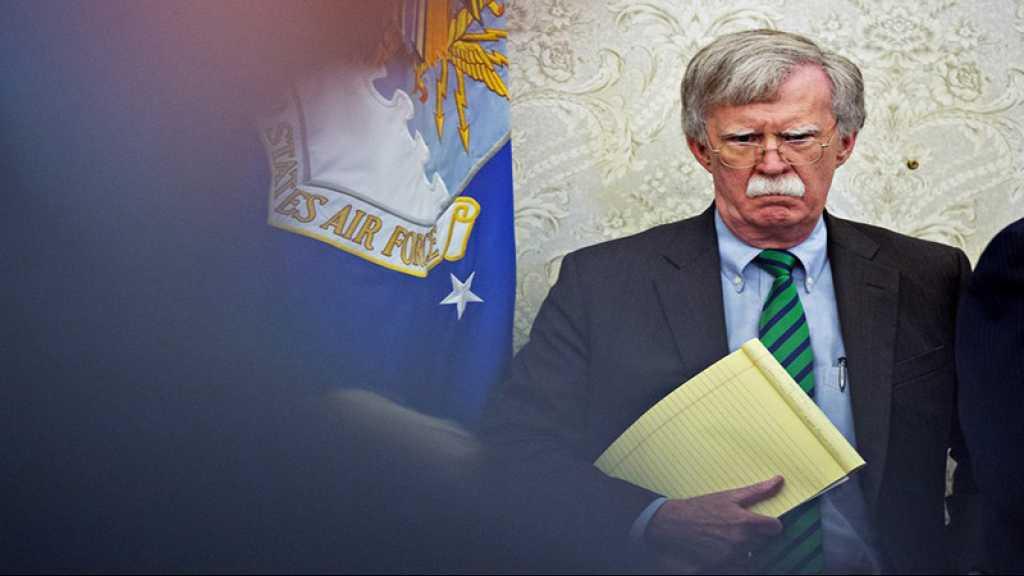 Pour Pyongyang, Bolton est un «maniaque de la guerre»