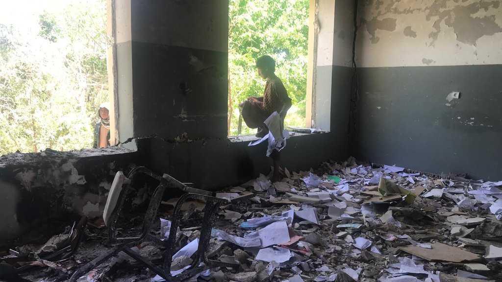 Afghanistan: 3 fois plus d'écoles attaquées en un an, selon l'Unicef