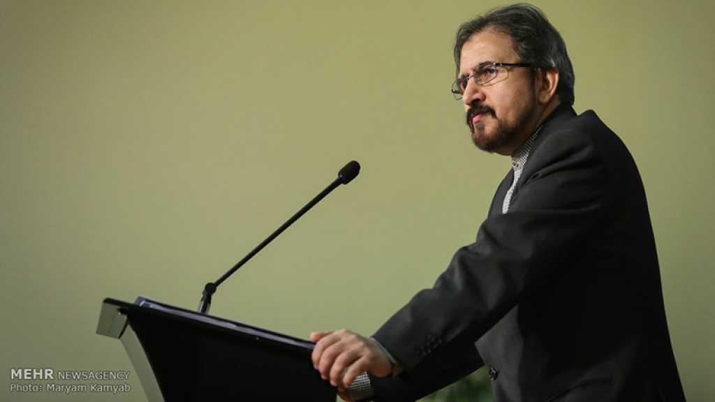 Qassemi: L'utilisation pacifique de l'énergie atomique est le droit absolu et évident de l'Iran