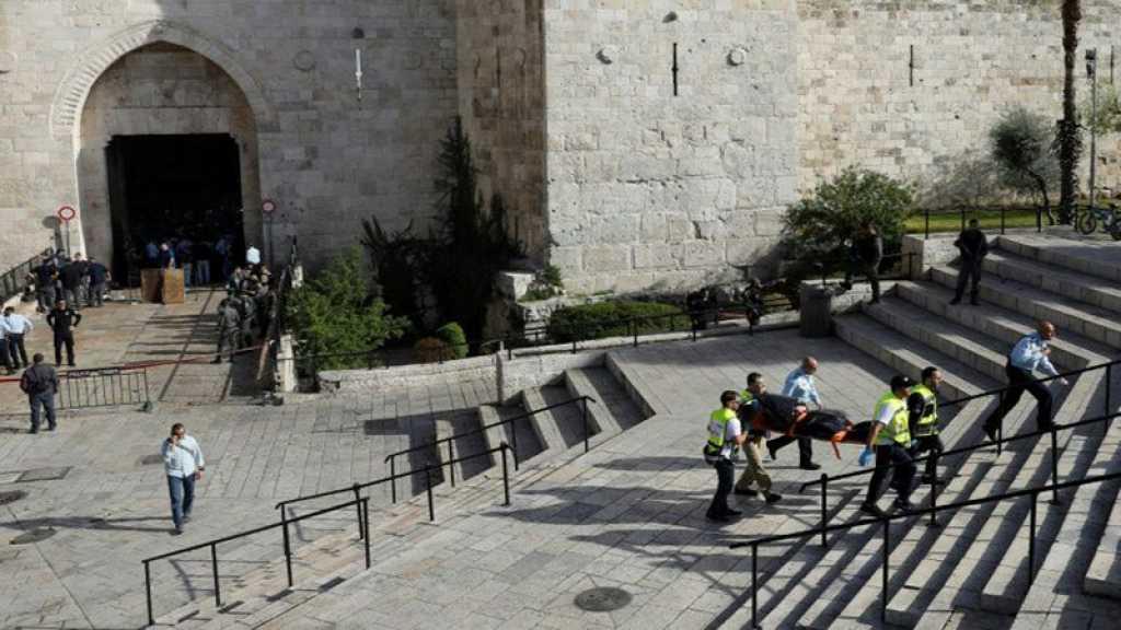 Opération palestinienne à al-Qods: deux colons israéliens blessés