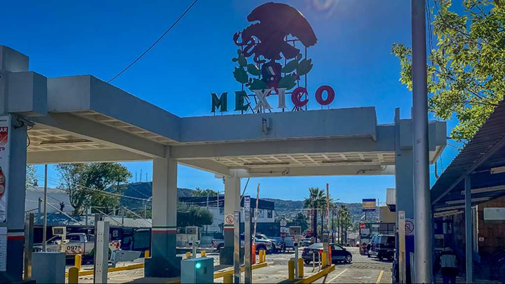 Droits de douane: le président mexicain refuse la surenchère, Trump persiste