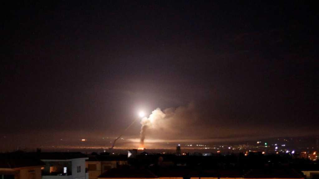 Syrie: Les systèmes de défense antiaériens repoussent une agression israélienne contre l'aéroport de T-4 à Homs