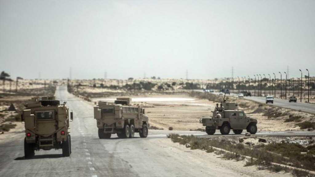 Égypte: Au moins huit membres des forces de sécurité tués dans une attaque au Sinaï