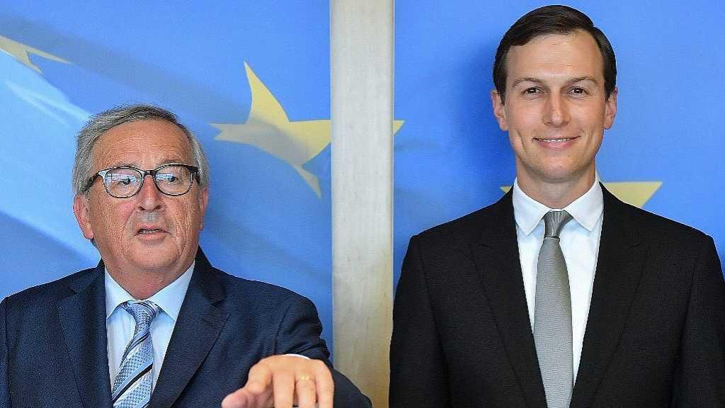 «Deal du siècle»: Jared Kushner a présenté ses «idées» pour le Moyen Orient à Bruxelles