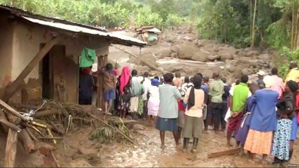 Ouganda: Cinq morts et des dizaines de disparus à la suite de glissements de terrain