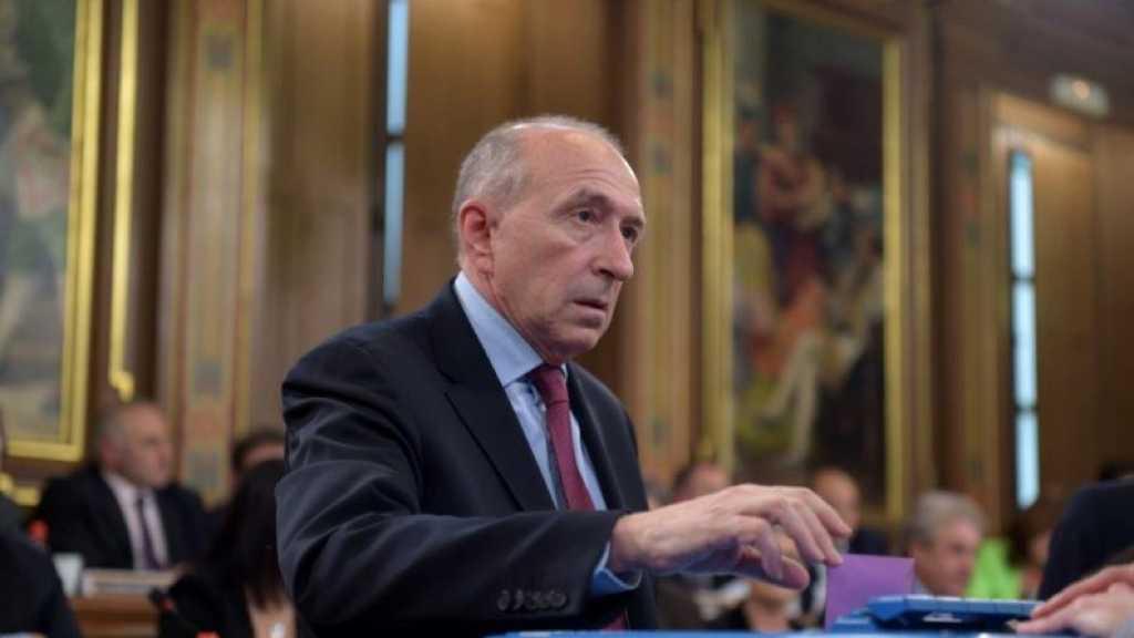 Détournements de fonds publics: Perquisitions au domicile de Gérard Collomb et à la mairie de Lyon