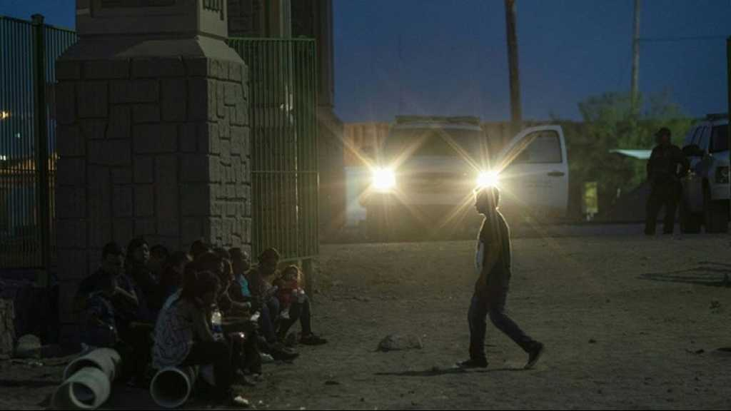 USA: pic des arrestations à la frontière sud à 144.000 migrants en mai
