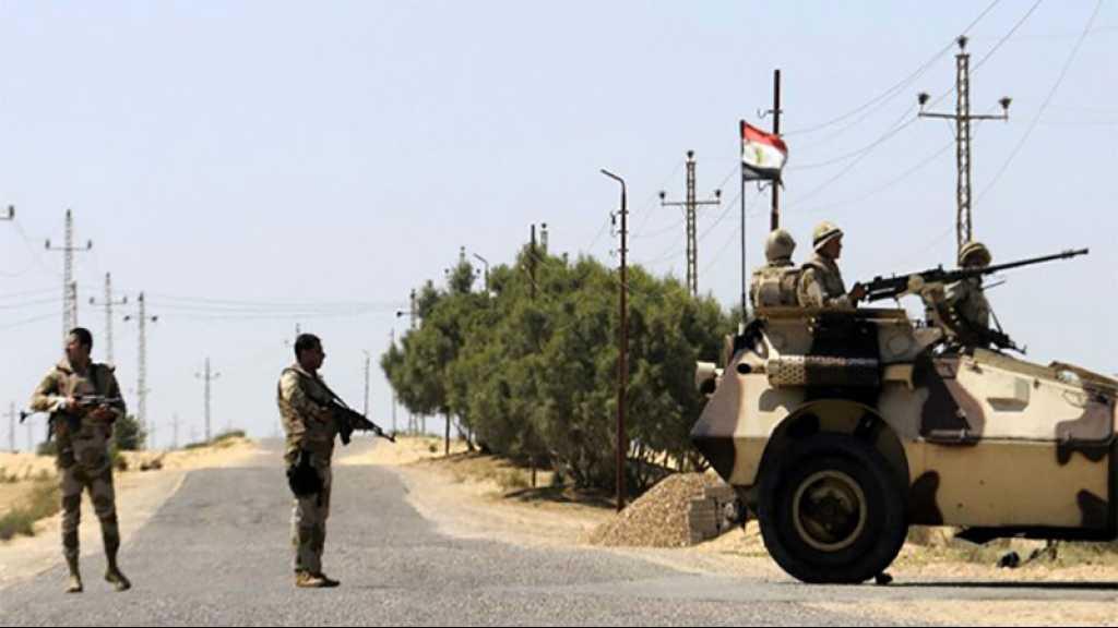Egypte: 14 terroristes tués au Sinaï au lendemain d'un attentat