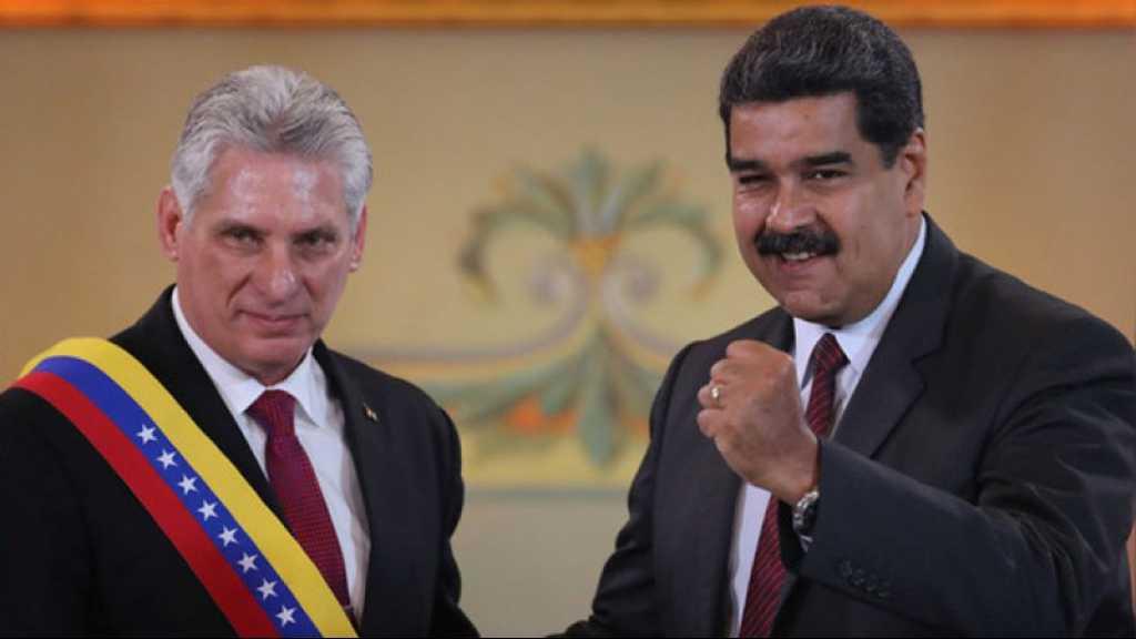 Pour Cuba, le soutien à Maduro n'est «pas négociable» malgré les sanctions US