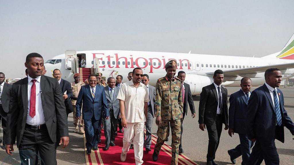 Crise au Soudan: le Premier ministre éthiopien à Khartoum pour une médiation