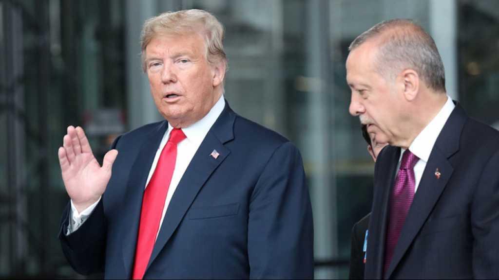 Washington donne à Ankara jusqu'au 31 juillet pour renoncer aux missiles russes S400