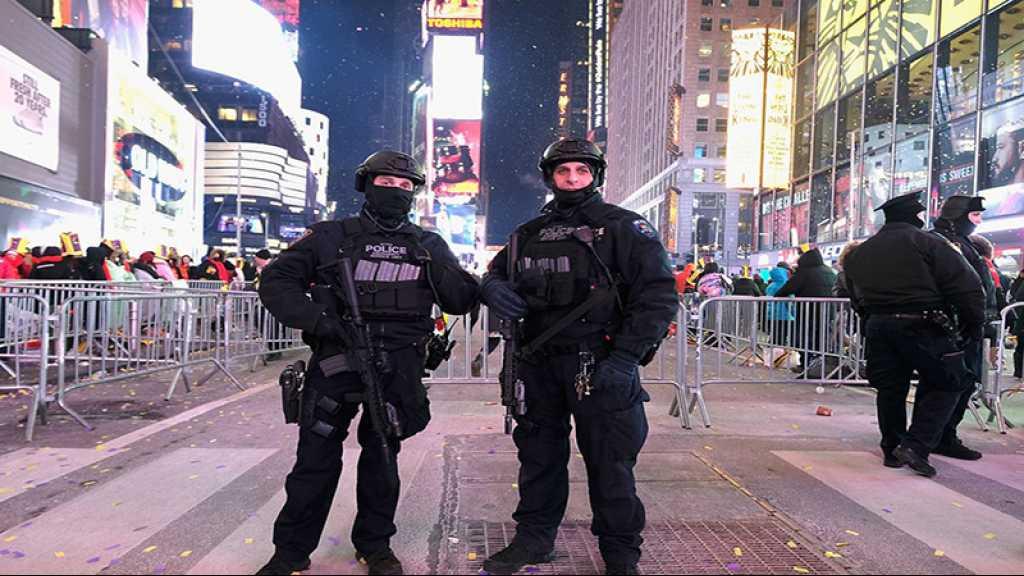 USA: arrestation d'un homme soupçonné d'un projet d'attentat à Times Square