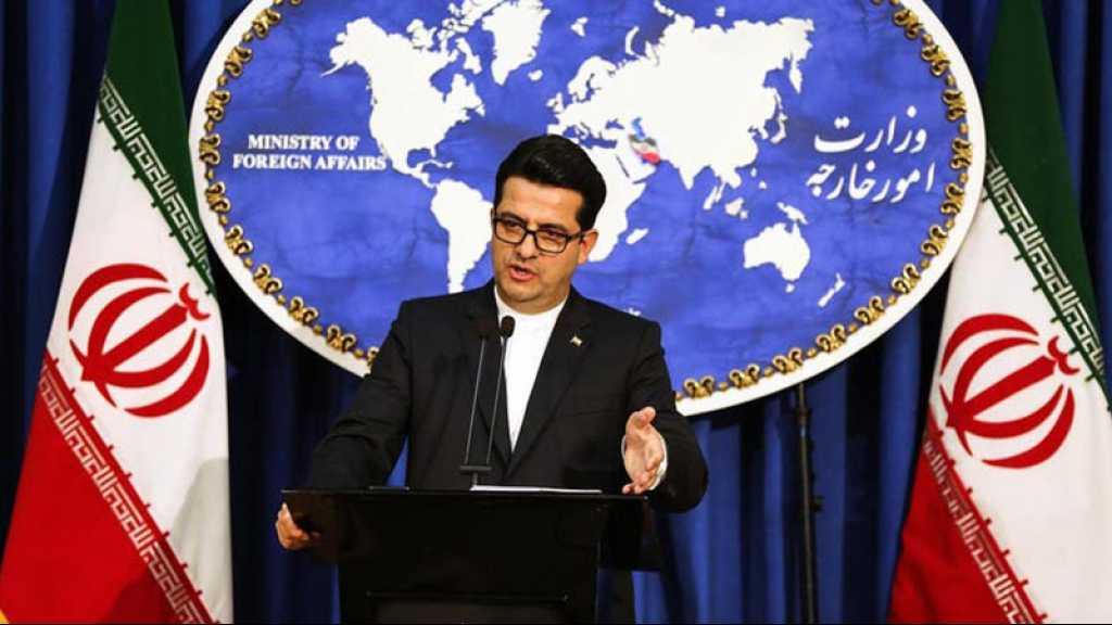Téhéran dénonce la «vacuité» du discours américain après de nouvelles sanctions